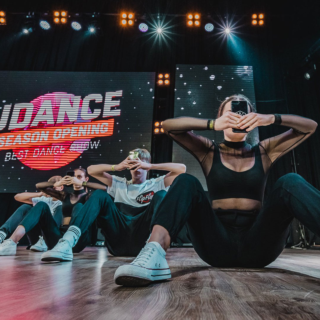 Creative Dance Family